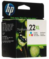 Картридж HP 22XL Color