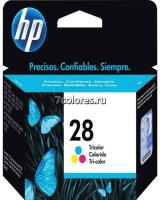 Картридж HP 28 Color