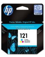 Картридж HP 121 Color