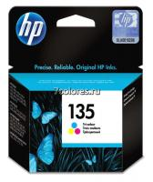 Картридж HP 135 Color