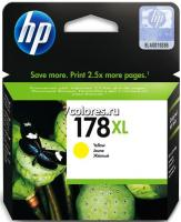 Картридж HP 178XL Yellow