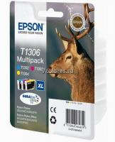 Картриджи Epson T1306 «MultiPack color»